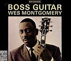 Boss Guitar / CDジャケット